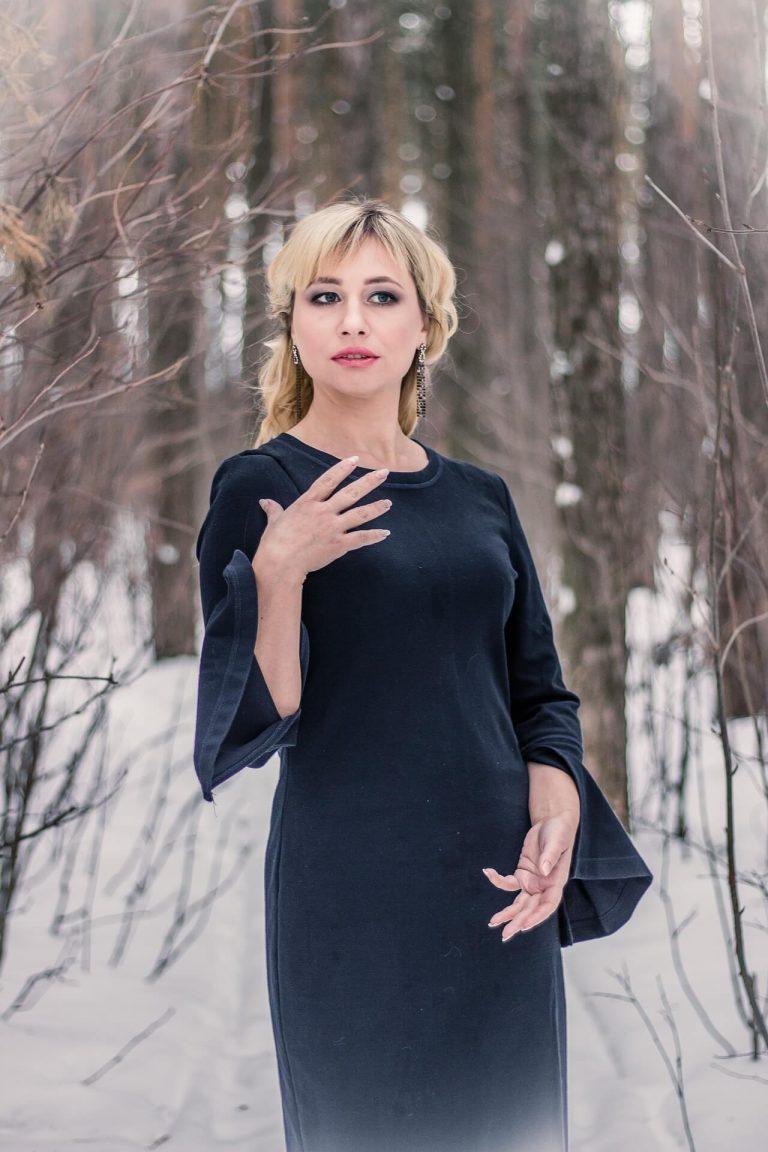 שמלות ערב לחורף