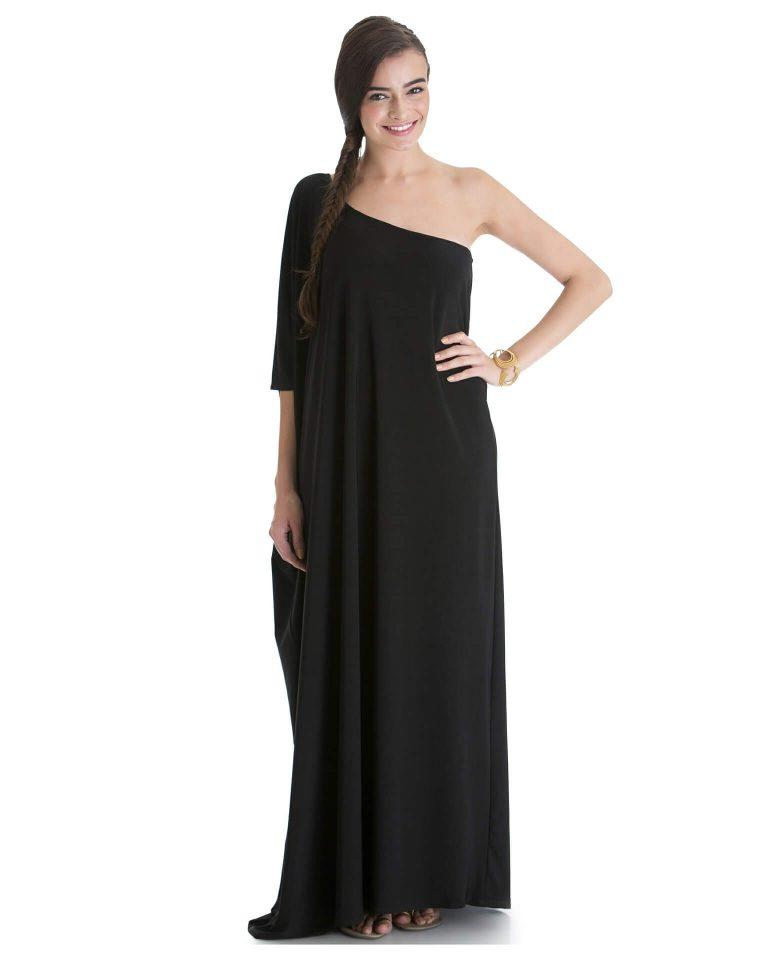 שמלות שחורות לערב