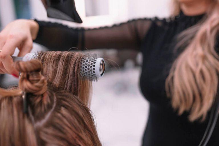 סידור שיער לאירוע