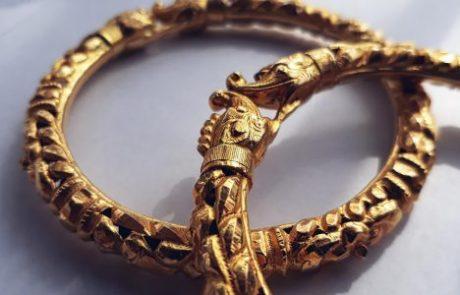 תכשיטי זהב מעוצבים