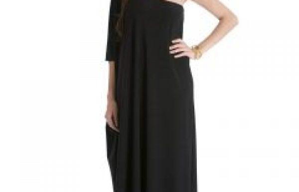הפריט שכולן חייבות – שמלות שחורות לערב
