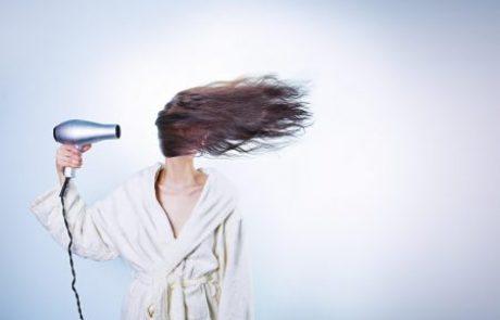 חוויה אחרת עם מעצב שיער עד הבית
